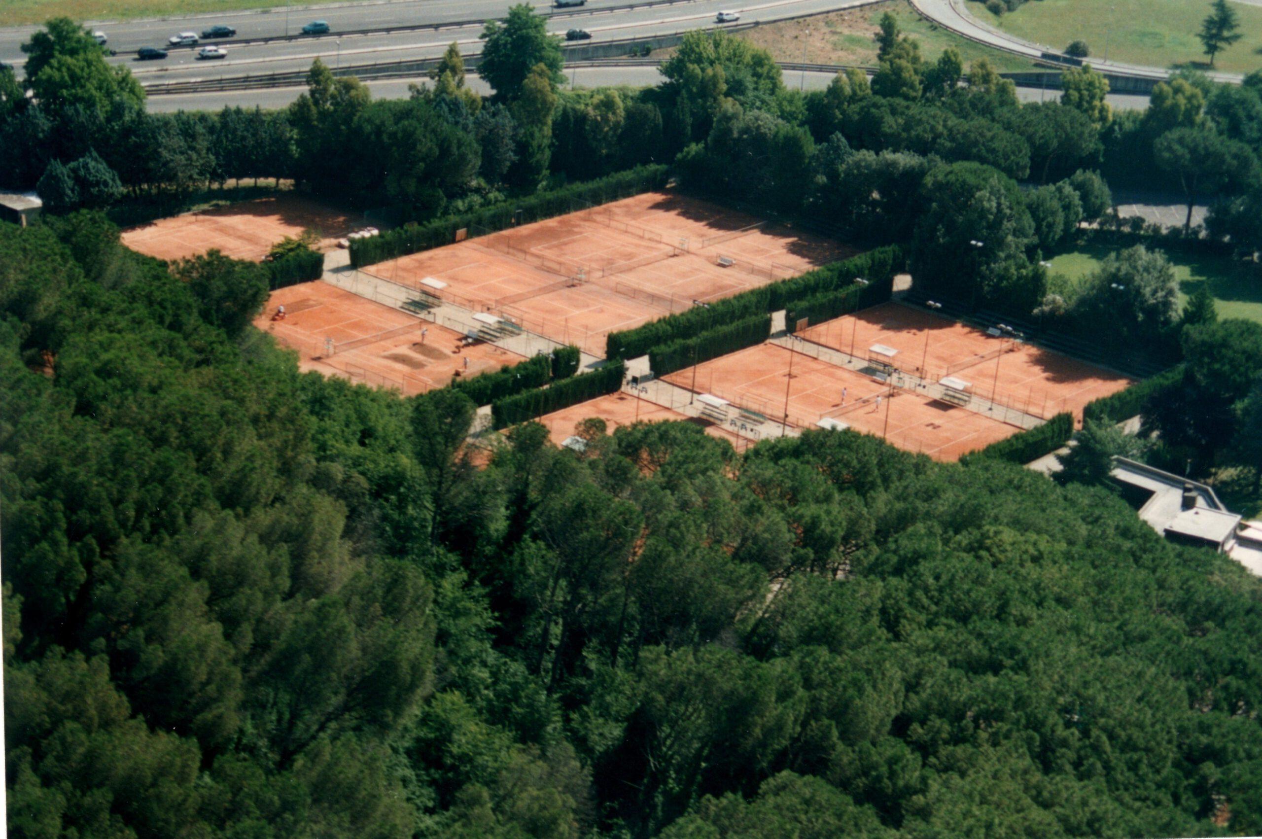 sala biliardo tennis club parioli